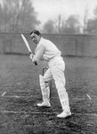 Mr COH Sewell, Gloucestershire cricketer Fine Art Print by English Photographer