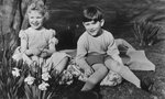 Prince Charles and Princess Anne as children at Balmoral Wall Art & Canvas Prints by George Dawe