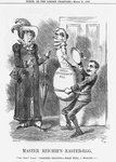 Master Ritchie's Easter-Egg Fine Art Print by Honore Daumier