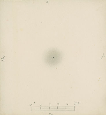 IV.69 the Crystal Ball Nebula by John Frederick William Herschel - print