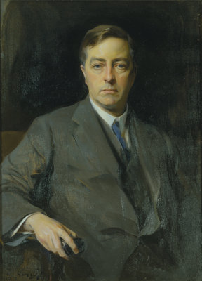 Portrait of James Jeans (1877-1946) by Philip Alexius De László - print