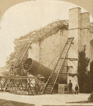 Lord Rosse's telescope at Birr Castle, Ireland