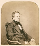 Portrait of John George Appold (1800-1868) by Collet - print