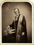Portrait of Richard Owen (1804-1892) by Charles Stoppelaer - print