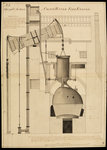 Chacewater engine, Cornwall by Anonymous - print
