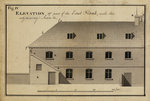 Elevation of part of the East flankà [of Heckingham Workhouse, Norfolk by Anonymous - print
