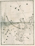 Constellation of Andromeda by unknown - print