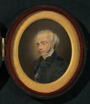 Portrait of David Laing (1800-1860) by Mason Chamberlin the elder - print