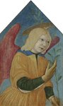 Angel of the Annunciation by Thomas Matthews Rooke - print