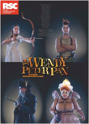 Wendy & Peter Pan, 2015 by Anonymous - print