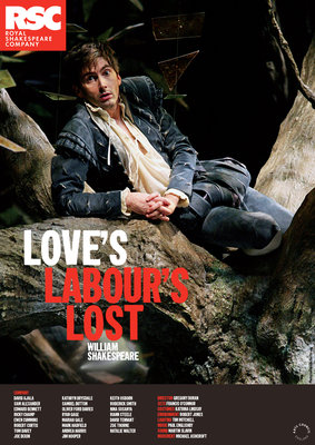 Love's Labours Lost, 2008 by Gregory Doran - print
