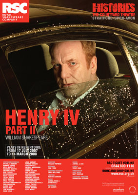 Henry IV Part II, 2007 by Michael Boyd - print