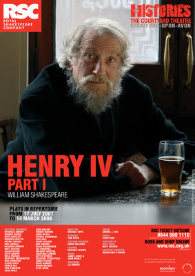 Henry IV Part I, 2007 by Richard Twyman - print
