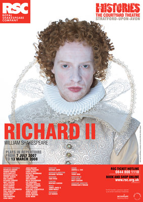 Richard II, 2007 by Michael Boyd - print