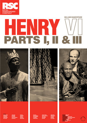 Henry VI Parts I, II & III, 2006 by Michael Boyd - print