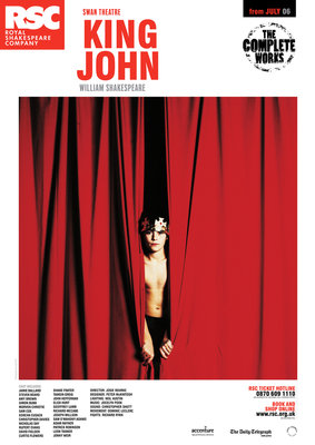 King John, 2006 by Josie Rouke - print