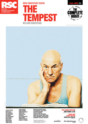 The Tempest, 2006/7 by Rupert Goold - print