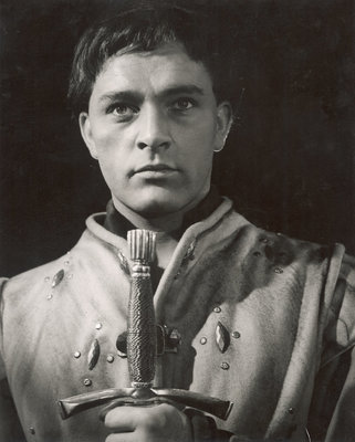 Henry IV Part 1 1951, Richard Burton as Prince Hal by Angus McBean - print