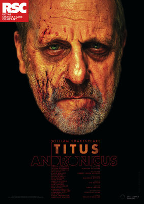 Titus Andronicus, 2017 by Royal Shakespeare Company - print