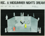 A Midsummer Night's Dream, 1970 by Peter Brook - print