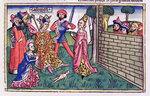 The Judgement of Solomon Wall Art & Canvas Prints by Mughal School