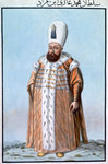 Mehmed III, Ottoman Emperor Fine Art Print by John Young