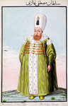 Mustafa I, Ottoman Emperor Postcards, Greetings Cards, Art Prints, Canvas, Framed Pictures, T-shirts & Wall Art by John Young