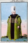 Ibrahim I, Ottoman Emperor Postcards, Greetings Cards, Art Prints, Canvas, Framed Pictures, T-shirts & Wall Art by John Young