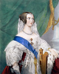Queen Victoria. Fine Art Print by English Photographer