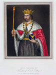 King Edward II, Founder of Oriel College Fine Art Print by Allan Ramsay