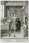 Charles I Poster Art Print by English School