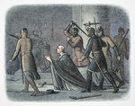 Murder of Thomas Becket Poster Art Print by Roger Payne