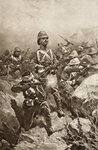 The Transvaal War Poster Art Print by English Photographer