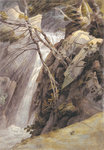 Waterfall near Ambleside, 1786