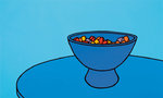Sweet Bowl, 1967 Fine Art Print by Patrick Caulfield