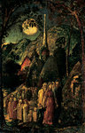 Coming from Evening Church, 1830 Fine Art Print by William Holman Hunt