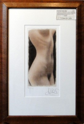 Kleiner Torso 2000 by Willi Kissmer - art