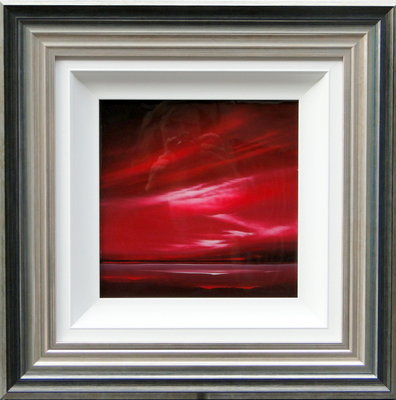 Red Sky by Jonathan Shaw - art