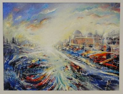 Venice by David Wilde - art