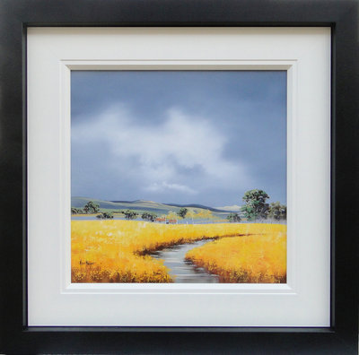 Fields of Gold by Allan Morgan - art