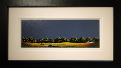 Pathway Home (Framed) by John Russell - art