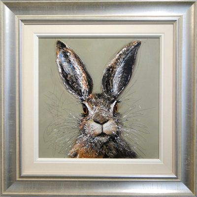 Hattie the Hare by Sarah Spofforth-McOuat - art
