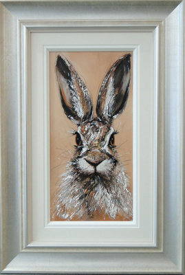 Henry Hare (Framed) by Sarah Spofforth-McOuat - art