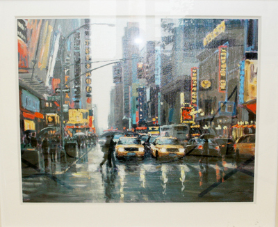 Metropolis III by David Farren - art