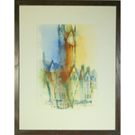 Manchester Town Hall by Ian Fennelly - art