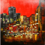 Manhattan Dreams by David Farren - art