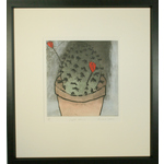 Cactus Flowers by Richard Spare - art