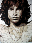 Jim Morrison by Ed Chapman - art