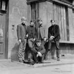 Rolling Stones in Front of Graffiti Wall (small) by Philip Townsend - art