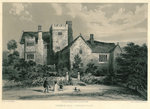 Throwley Hall Fine Art Print by English School